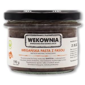 Wegańska pasta z fasoli 190g