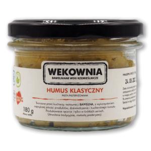 Humus klasyczny – pasta z cieciorki 180g